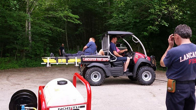 Brush Truck/ATV Training