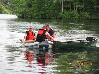 July 15th - Open Water Rescue Training