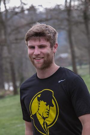 JHMT Training Run 21 Miles