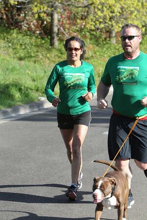Joe's Team_Eugene Marathon 2012_Final run