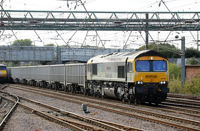 1) 66 794 at Doncaster on 24th September 2021
