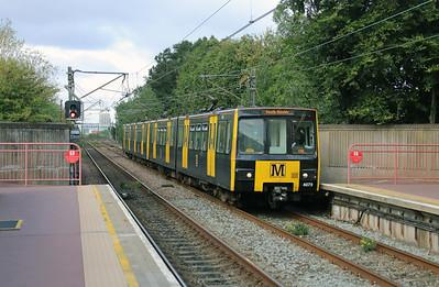 Metro, 4079 at Byker on 23rd September 2021