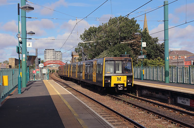 Metro, 4032 at St Peter's on 23rd September 2021