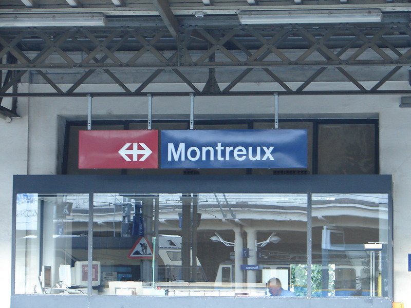 Train departs from Montreux to the town of Gruyères were the first part of the tour is at La maison du gruyère