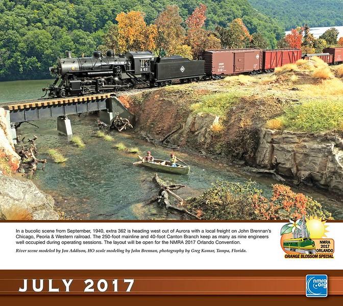 NMRA 2017 Calendar.indd