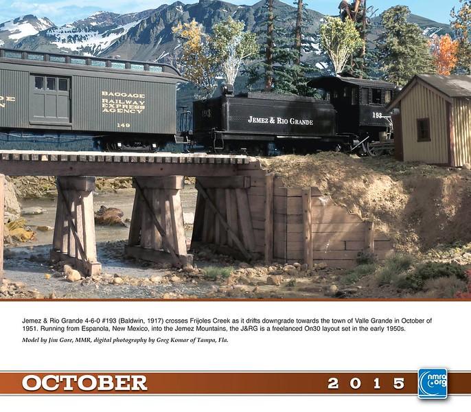 NMRA 2015 Calendar3.indd