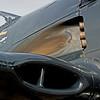 """Grumman F8F Bearcat """"Wampus Cat"""" intake and exhaust"""
