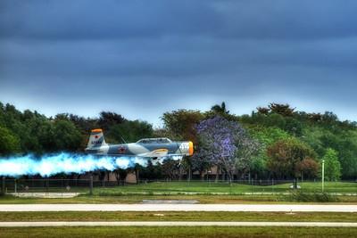 Wings Over Miami Air Museum, Kendall Regional Airport, Miami, Fl.