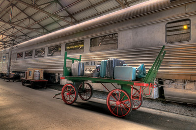 One of the shots I took for an HDR workshop.  Taken at Gold Coast Railroad Museum, Miami, FL.
