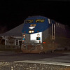 Amtrak Crescent heading north through Norcross