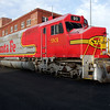 Santa Fe EMD FP45 War Bonnet #93 - Wichita Train Museum