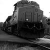 Norfolk Southern C40-9W 9969 - Norcross Station