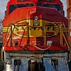 Santa Fe EMD FP45 War Bonnet #93 - Wichita Train Museum