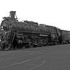 4 8 4 Steam Locomotive Santa Fe 3768 at Wichita Train Museum