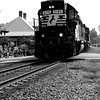Norfolk Southern EMD GP38-2 - 5195 - Norcross Station, GA
