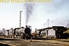 A busy South African Railways shed scene in 1976.<br> [<i>Mike Morant collection</i>]