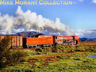 South Africa heritage steam