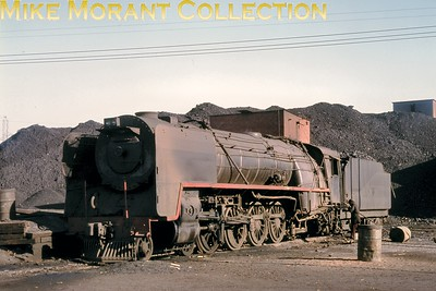 South African industrial steam railways Shortly after transfer into industrial use, ex-South African Railways 15E class 4-8-2 No. 2895 stands in the works yard of ISCOR's Durnacol mine (Durban Navigation Collieries) near Dannhauser (Natal) in 1976. This locomotive, fitted with rotary cam valve gear, was one of the batch built by Berliner Maschinenbau / Schwartzkopff [under BM works number 10586/1936]. [Mike Morant collection]