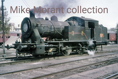 Indian broad gauge steam