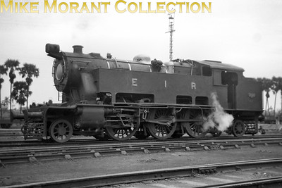 East Indian Railway pre-partition Indian steam locomotive. EIR 'WV' class 2-6-2T no. 2120 was built by Vulcan Foundry in 1939 with works nos. 4787 becoming 26054 in the Eastern Railway's fleet following the 1947 partition. [Mike Morant collection]
