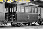 Metre gauge Cdf �conomiques du Nord carriage at Boulogne Ville on 30/6/1931. I know nothing more about this fascinating carriage and your help would be appreciated. Je ne sais rien de plus  ...