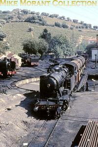 CP Caminhos de Ferro Portugueses  -  Portuguese Railways broad gauge
