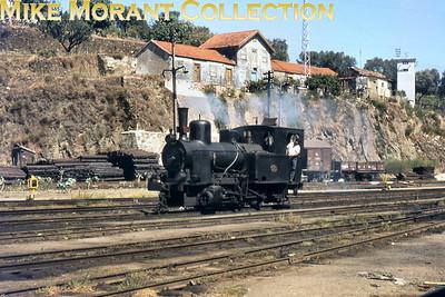 CP Caminhos de Ferro Portugueses  -  Portuguese Railways narrow gauge