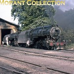 Turkish steam��- TCDD -�� July 1977. 56301 class 2-10-0 no. 56305 was built by VIW (Vulcan Iron Works, Wilkes Barre) in 1947 with works no. 4794. Location not stated. [Mike Morant collec ...