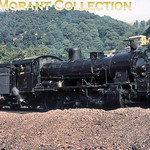 Turkish steam��- TCDD -�� July 1977. 44001 class 0-8-0 no. 44050 is a Prussian G8 design built by LHW (Linke-Hofmann_Werke, Breslau) in 1924 with works no. 2946. Location not stated. [Mi ...