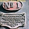 <b>Turkish industrial steam, July 1977.</b><br> Plate No. 1 and Hanomag works plate 5724/1911 but which engine is this?<br> [<i>Mike Morant collection</i>]