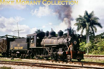 Mill: 428 C. Marcelo Salado Engine no.: 1342 Wheels: 4-6-0 Gauge: standard Builder: Baldwin 1911/37172 Photo date: 1994 [Slide by Phil Kilner/Mike Morant collection]