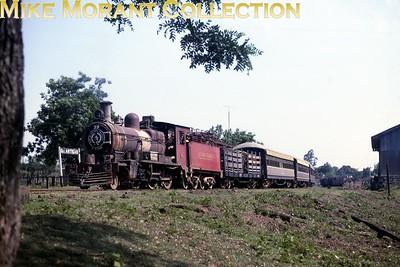 FCPCAL  - Ferrocaril Presidente Carlos Antonio Lopez Paraguayan steam locomotive 2-6-0 no. 59  - NBL 19142/1911. [ Mike Morant collection]