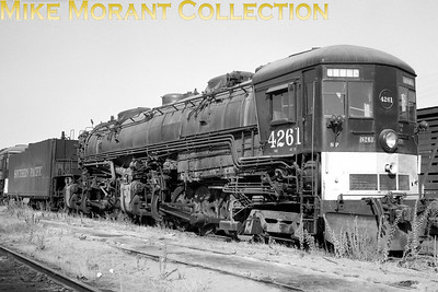 USA steam, electric & diesel traction