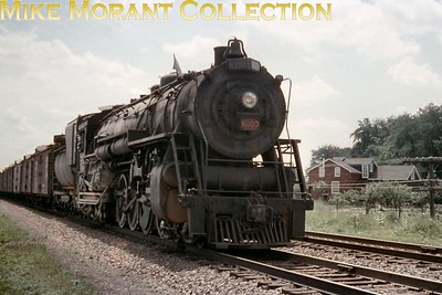 GTW -  Grand Trunk Western 4-8-4 Northern class U-3-a no. 6300. [Mike Morant collection]