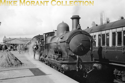 GWR 4-coupled tender engines