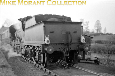 REC: The South Midlander 24/4/55 GWR Dean Goods 0-6-0 no. 2474 at Stretton-on-Fosse station which had closed on 8/7/29. [Mike Morant collection]