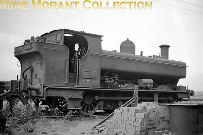 GWR Dean designed 2101 class 0-6-0PT was a Wolverhampton product of 1903 vintage and is depicted here at what is probably its home shed of 82B Bristol St. Philips Marsh where it was withdrawn in January 1953. [Mike Morant collection]