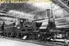 <b>MUSEUM OF BRITISH TRANSPORT, CLAPHAM</b><br> Preserved LNWR 'Bloomer' 2-2-2 no. 5020 <i>Cornwall</i> taken in 1969.<br> [<i>Mike Morant</i>]