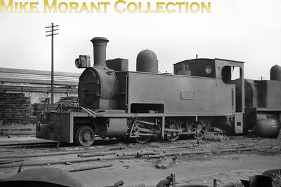 Vintage Irish Republic Railways - Narrow Gauge in Eire - 1954Ex-Tralee & Dingle Light Railway KN2 class 2-6-0T no. 2T was built by Hunslet in 1889 and has reached the end of the road at Inchicore works on 24/4/54.