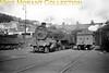 <center><u>Vintage Irish Republic Railways - Steam in Eire - 1954</u><br>Ex-GSR K1 'Woolworth' 2-6-0 no. 382 at Cork's Glanmire Road shed on 11/9/54.<center>