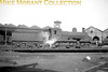 <center><u>Vintage Irish Republic Railways - Steam in Eire - 1954</u><br>Ex-D&SER class J8 0-6-0 no. 445 at Dublin's Broadstone shed on 14/9/54.<center>