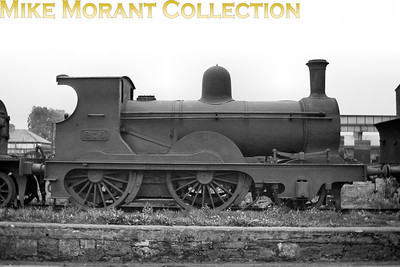 CIE G3 class 2-4-0 no. 276 was a remarkable survivor and is depicted here at Inchicore following withdrawal in 1949. Built by Dübs of Glasgow in 1892 to a Robinson design for the WLWR it was one of eight class members but half of those had gone by the end of 1913. One member of the class, no. 291, continued in service until 1959. [Mike Morant collection]