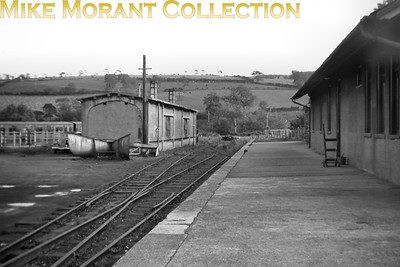 Vintage Irish Railways - Northern Ireland narrow gaugeThe Ballycastle Railway closed in July 1950 but here we see Ballycastle station nearly three years later on 4/9/53 looking for allthe world as though a train could turn up at any moment.
