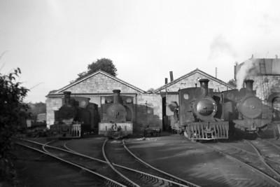 Irish railways 1953