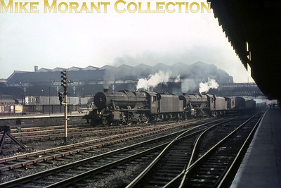 LMSR 2-8-0 locomotives