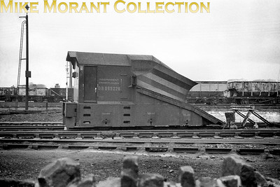 An undated view of DB965226, the Skipton snow plough. [Mike Morant collection]