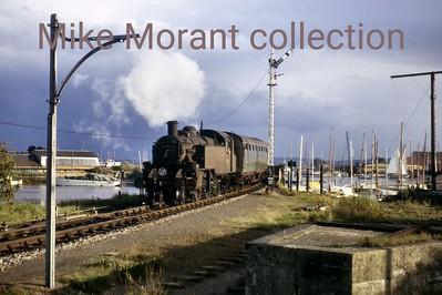 LMSR tank locomotives