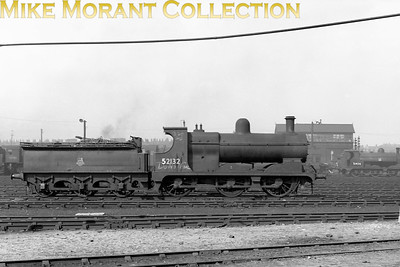 Aspinall '27' class 0-6-0 no. 52132 at Newton Heath. [Mike Morant collection]