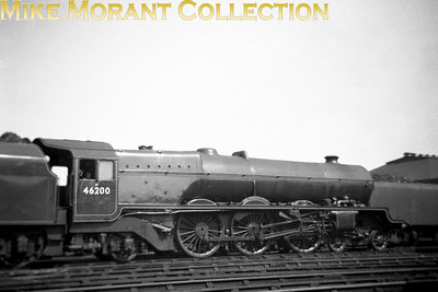 Stanier 8P pacific no. 46200 The Princess Royal. [Mike Morant collection]