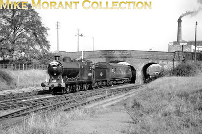 LCGB: The Midland Limited 14/10/62 Former GCR Robinson designed J11 class 0-6-0 no. 64354 at Egginton Junction. This was probably 64354's last hoorah as it was withdrawn at retford mpd during the same month. [Mike Morant collection]